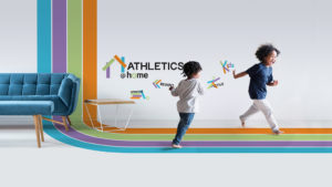Athletics@home introduction image